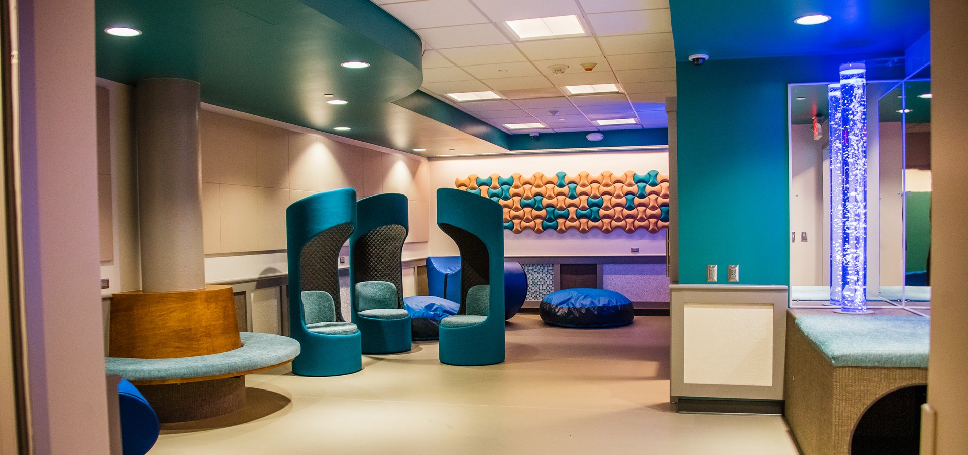 Pittsburgh International Airport Opens First-of-its-Kind Sensory-Friendly Space that Includes Real Plane Cabin and Seating