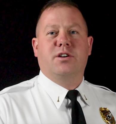Lt. Tom Cloonan Fire Lieutenant