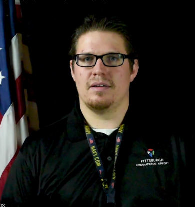 Kevin Kosmal Airline Services Supervisor
