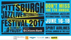 AIRPORT TO HOST PITTSBURGH JAZZLIVE INTERNATIONAL FESTIVAL PERFORMANCES