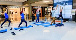 FIT2FLY RETURNS TO PITTSBURGH INTERNATIONAL AIRPORT ENCOURAGING HEALTH & WELLNESS FOR TRAVELERS