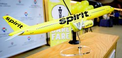 MEDIA ADVISORY: News Conference, Airfield Visuals to Mark Arrival of Spirit Airlines
