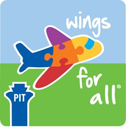 WINGS FOR ALL TAKES OFF AT PITTSBURGH INTERNATIONAL AIRPORT