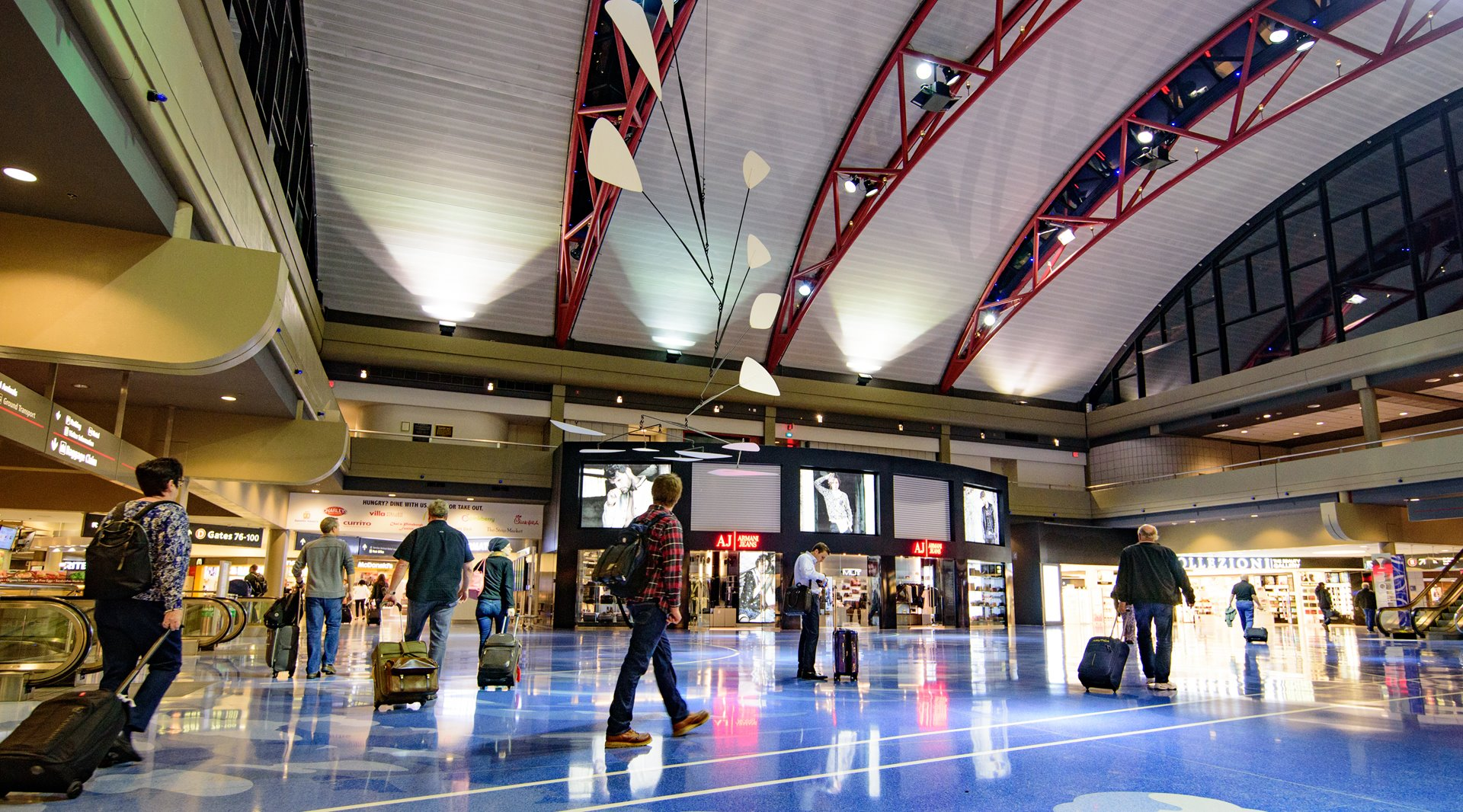 PITTSBURGH INTERNATIONAL AIRPORT HAS BUSIEST SUMMER SINCE 2007