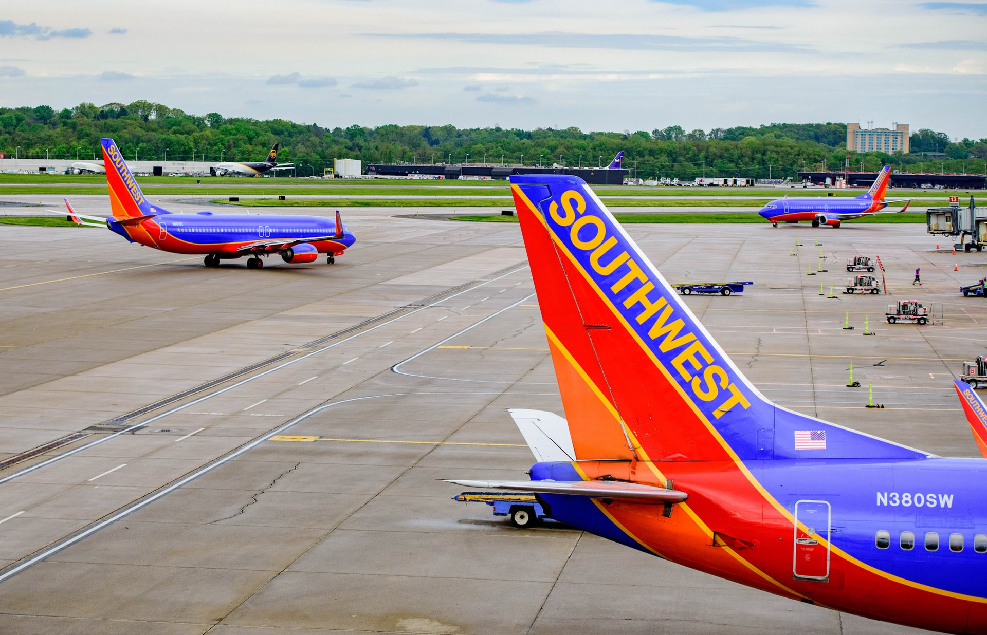 SOUTHWEST TO OPEN INTERNATIONAL GATEWAY AT PIT WITH NEW NONSTOP SERVICE TO CANCUN