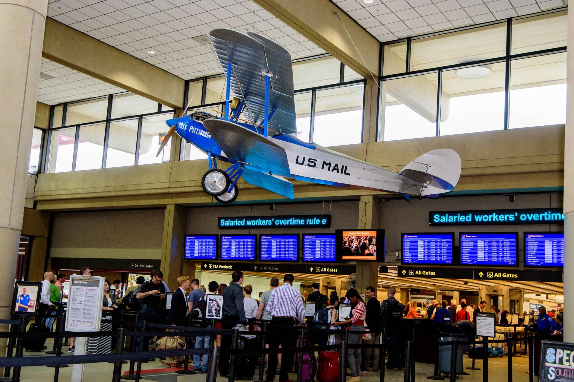 TRAVEL ADVISORY: Nearly 250,000 expected to travel through Pittsburgh International Nov. 20-27