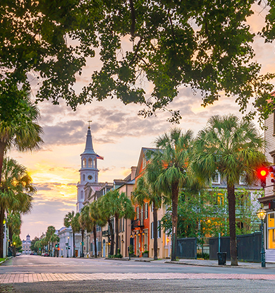 Travel To Charleston on  United Airlines