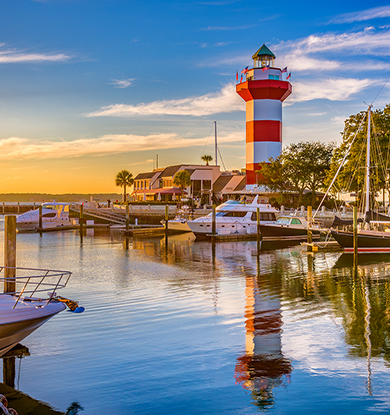 Travel To Hilton Head on United Airlines