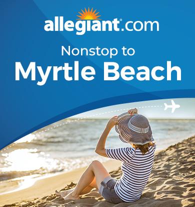 Travel To Myrtle Beach on Allegiant Air