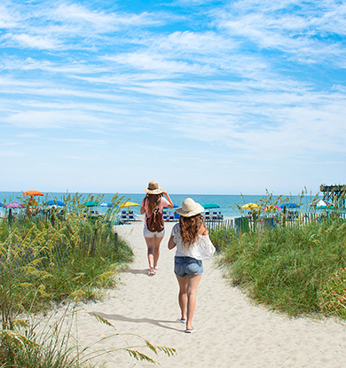 Travel To Myrtle Beach on Southwest Airlines