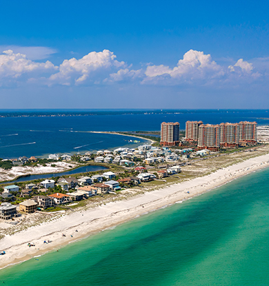 Travel To Pensacola on United Airlines