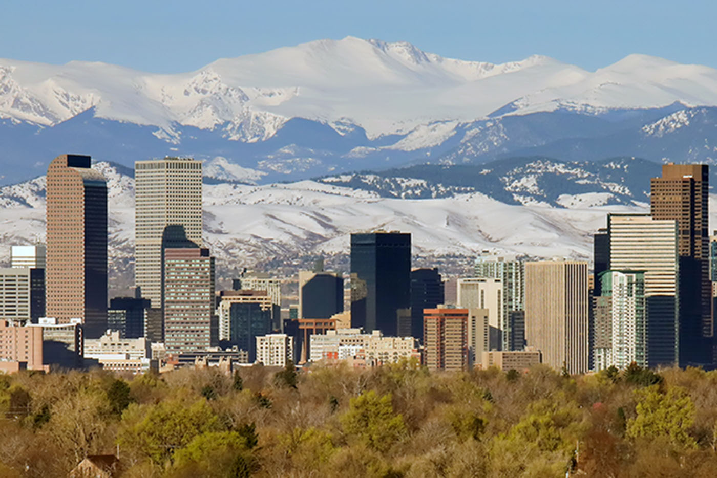 Travel to Denver on Frontier Airlines