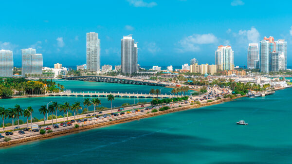 Travel To Miami on Southwest Airlines