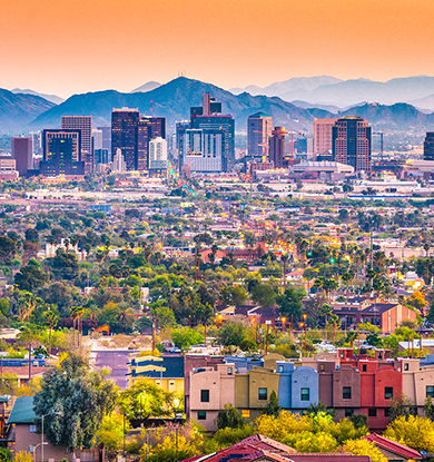 Travel To Phoenix/Sky Harbor on American Airlines